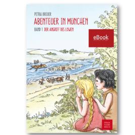 Band 1 | Der Angriff des Löwen – eBook