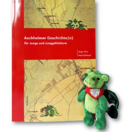 Aschheimer Geschichte(n) mit Schlüsselanhänger