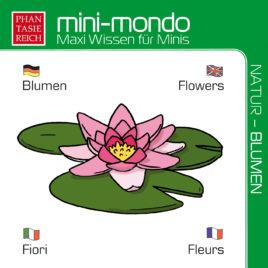 mini-mondo | Blumen