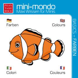 mini-mondo | Farben
