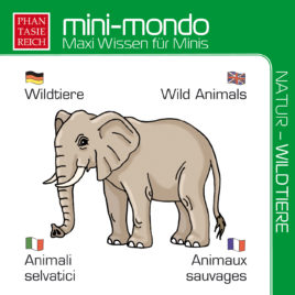 mini-mondo | Wildtiere