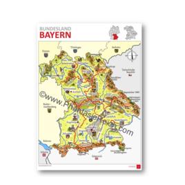 Plakat | Bayern
