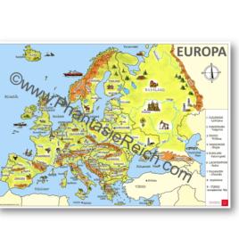 Plakat | Europa
