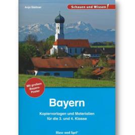 Bayern – Kopiervorlagen und Materialien
